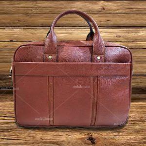 کیف چرم طبیعی اداری