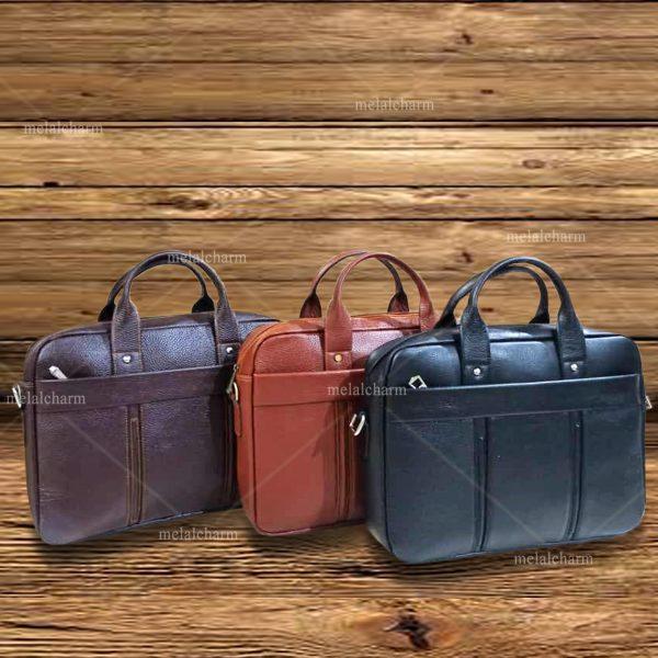تولیدی کیف چرم طبیعی اداری