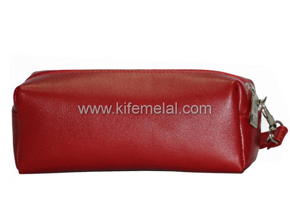 کیف چرم لوازم آرایشی
